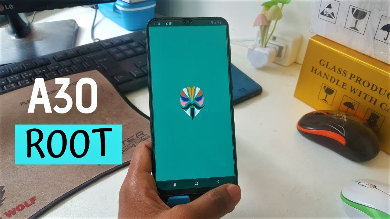 Root Your Samsung Galaxy A30 [SM-A305F] Android 9 0 Pie