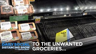 PSA For The Unwanted Groceries | The Daily Show