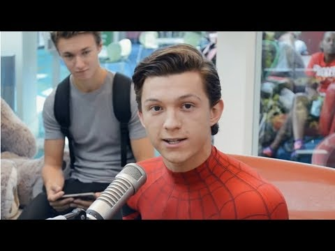 Tom Holland Funniest Moments On Talk Shows