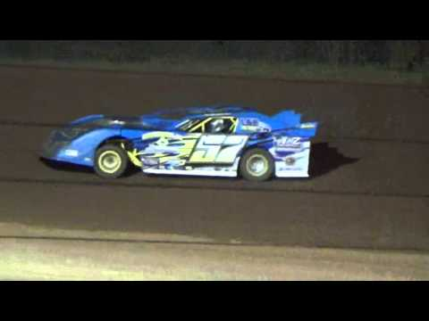 Sabine motor Speedway Southern hot stock heat race 3/19/16