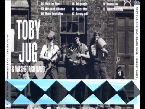 Toby Jug & Washboard Band - Elastic Landlady