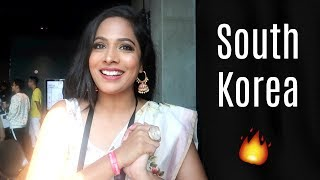 WE Went CRAZY In South Korea | #CreatorSummit #Vlog #Travel #ShrutiArjunAnand