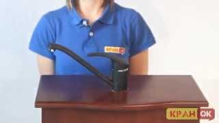 Видео обзор смесителя для кухни Q-TAP MARS-002