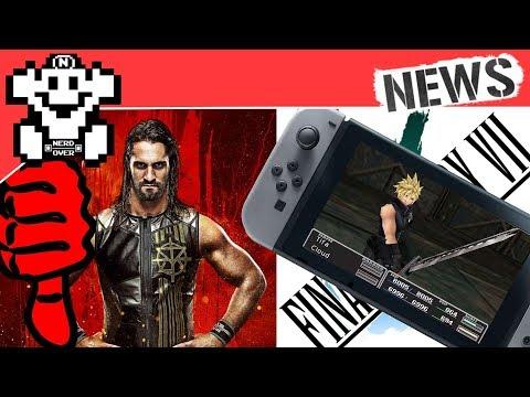 Das schlechteste Spiel für die Switch - Kaufwarnung! / Final Fantasy 7 für Switch? - NerdNews 204