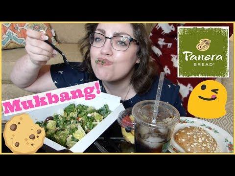 Panera Bread | MUKBANG (Eating Show)