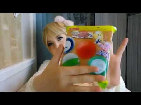 ASMR Let's Make Candy Sushi!