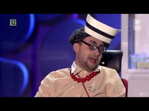 Kabaret na żywo 4: Radio, muzyka, żarty: Kabaret Skeczów Męczących - Jadwiga Paździerz i Agent Tomek