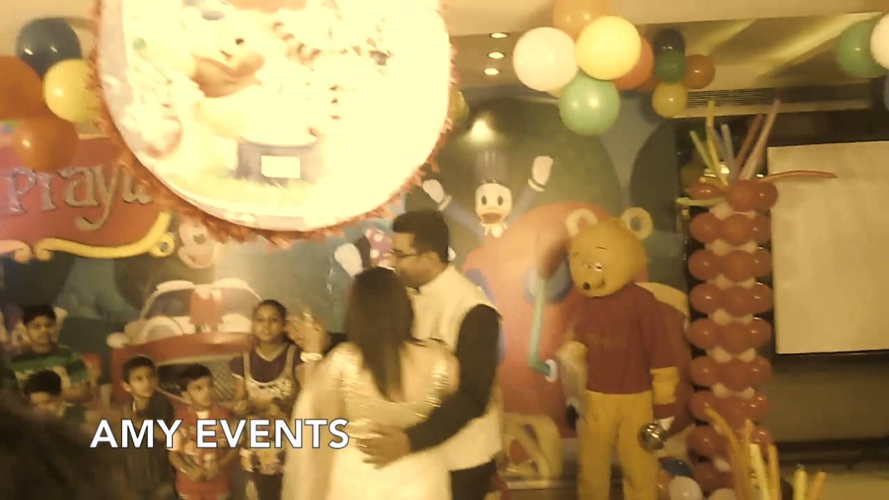 Birthday Party Balloon Decoration in Chandigarh Mohali Zirakpur