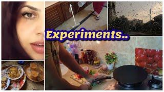Har bar experiment kamiyab rehta hai | Sara din Light ke baghair guzra