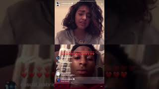 NBA Youngboy Tells Malu He Misses Her On Live