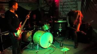 Controlled Existence - live 16.11.2014 - Liberec Azyl 3