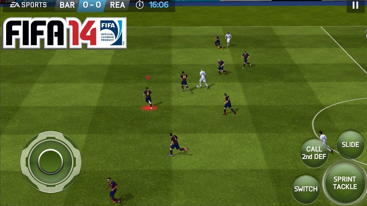 FIFA 14 1 3 6 for Android - Download