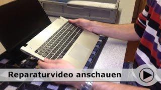Tastatur und Topcover Tausch an der ASUS N56 und N76 Serie (N56VZ / N76VZ))