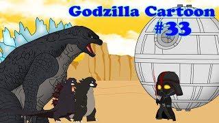 Godzilla, Shin Godzilla, King Kong: EVOLUTION of ALIEN - Size Comparison   Godzilla Movie