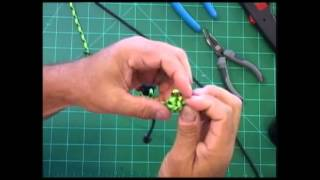 The Paracord Weaver: How To - Adjustable Safety Barrel Clasp