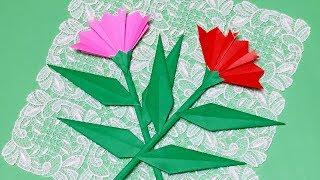 fukuoriroom(福来折の部屋)へようこそ! この動画では、折り紙の「カ...