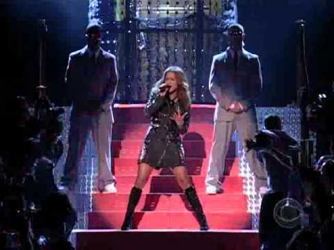 Jennifer Lopez canta Do it Well no Fashion Rocks 2007