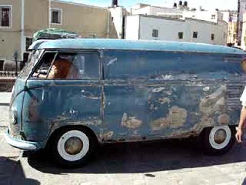 combi t1 vw volkswagen after restauration haha youtube. Black Bedroom Furniture Sets. Home Design Ideas