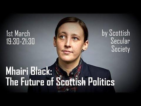 Mhairi Black - The Future of Scottish Politics #AskMhairi