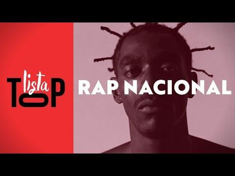 20 VERSOS PESADÕES DO RAP NACIONAL | LISTA TOP - YouTube
