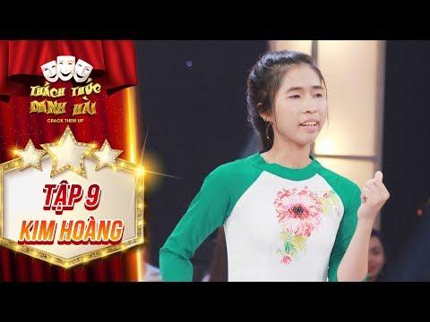 download Thách thức danh hài 4 |tập 9: Cô gái ẵm 100 triệu nh� khiến Trư�ng Giang, Trấn Thành