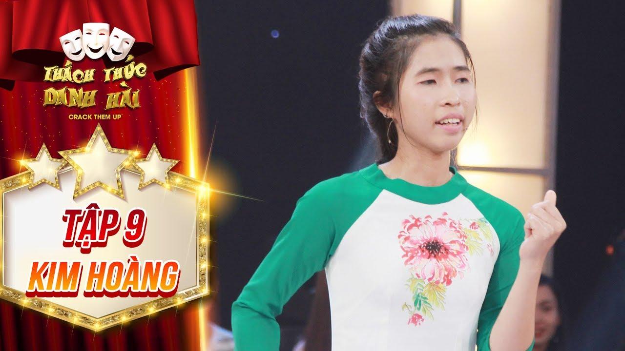 Thách thức danh hài 4 |tập 9: Cô gái ẵm 100 triệu nhờ khiến Trường Giang, Trấn Thành