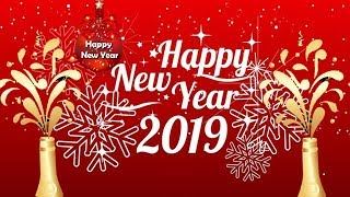 Happy New Year GIF 2019 Animated Greeting Cards Happy New Year 2019 Wishes