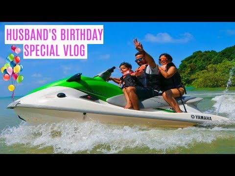 Husband's BIRTHDAY Surprise | Bintan Indonesia Travel Vlog | SuperPrincessjo