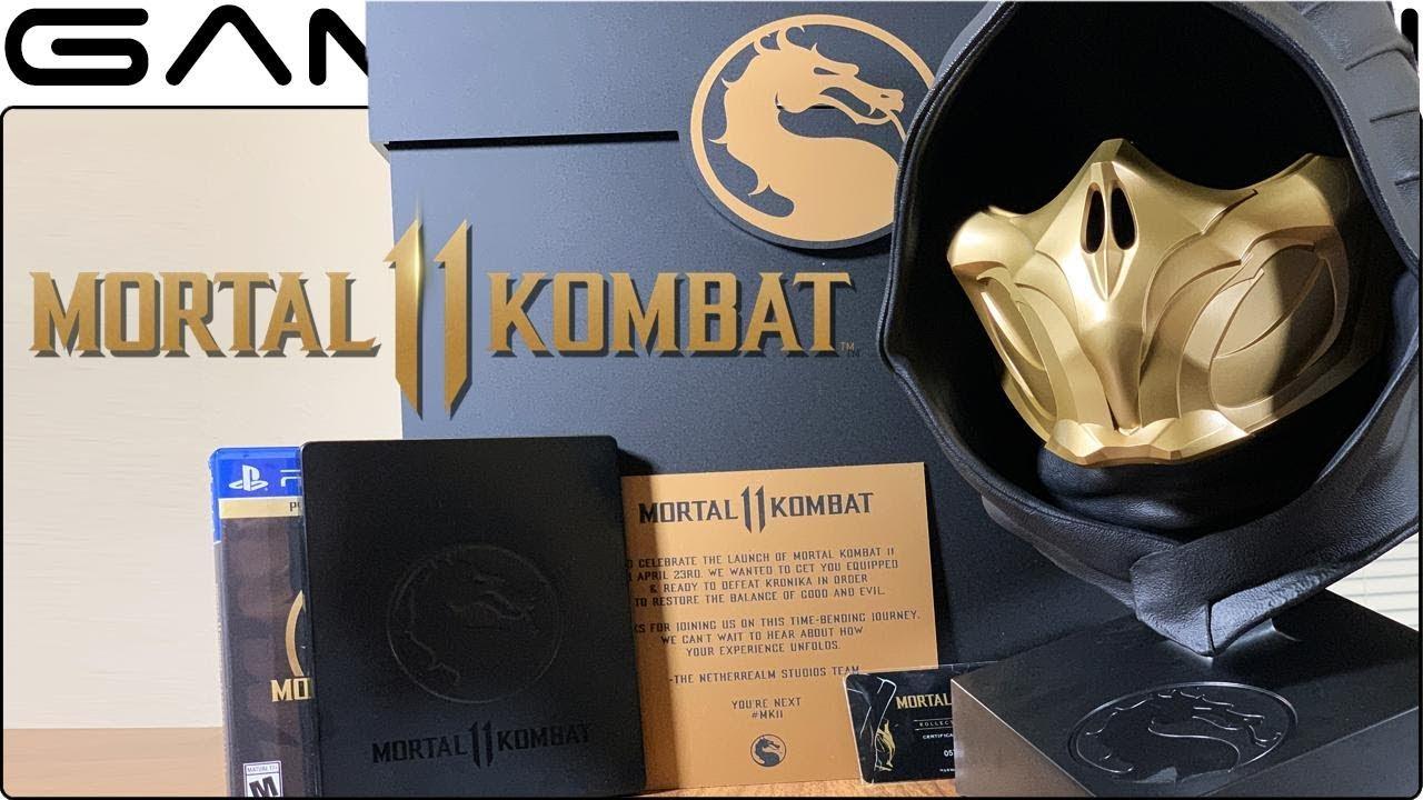 Sveikinimas Liesti Krūties Mortal Kombat 11 Kollector S Edition Ps4 Yenanchen Com