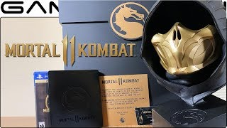 Mortal Kombat 11 Kollector's Edition Unboxing & Overview