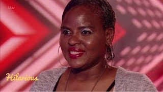 XFactor Try Not to Laugh/Cringe #1