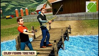 Virtual Family Fun Holidays: Hillside Farm - Android Gameplay FHD