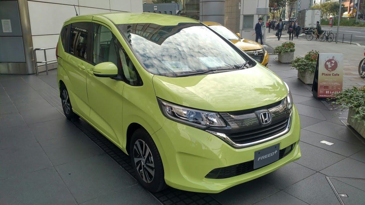 Unduh Gambar Mobil Honda Freed 2018