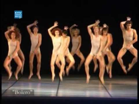 Kyiv ModernBallet  Bolero Promo Movie  YouTube