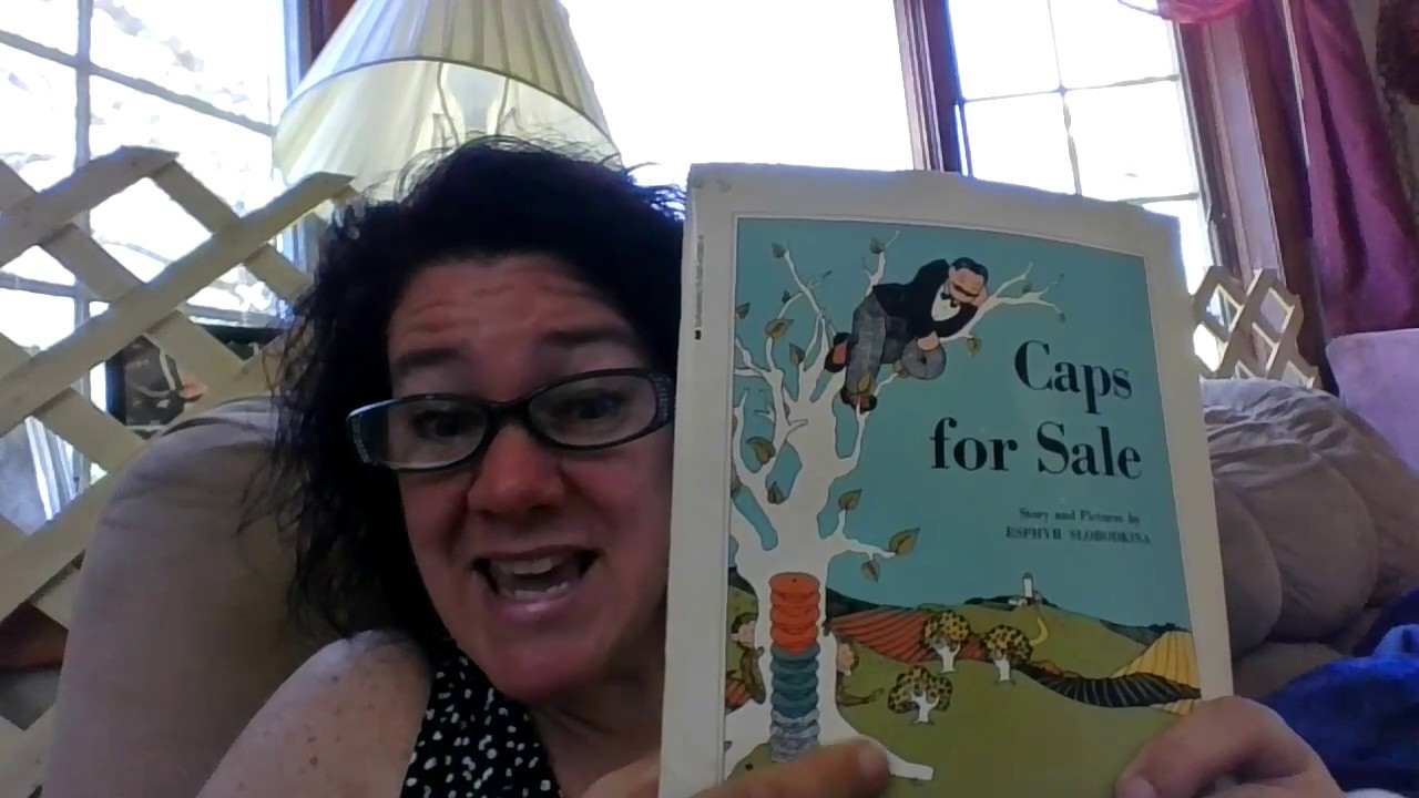 """Caps For Sale"" Read By Ms. Shea"