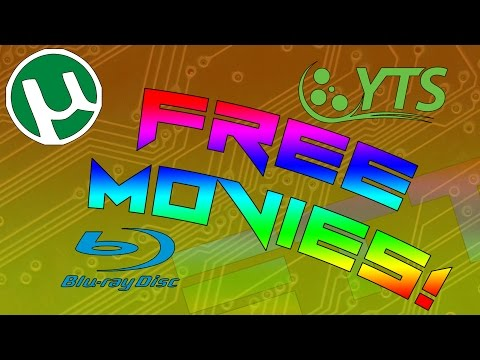 How To Download Free Movies Using Utorrent and YIFY Torrents [HD] streaming vf
