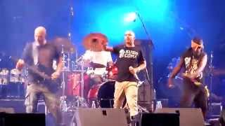 Asian Dub Foundation - Fortress Europe (Live) Schengenfest 2015