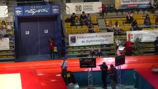 Daria Spiridonova (RUS) Master Massilia 2014 VT