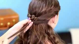 3 Ways to Wear a Celtic Knot   St  Patrick's Day Hairstyles