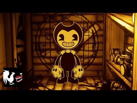 Bendy and the Ink Machine Trailer | Rooster Teeth