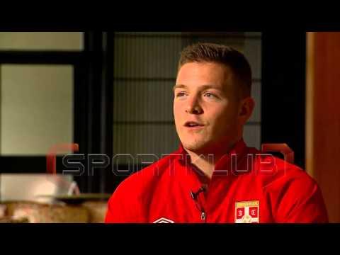 Ognjen Ožegović - Intervju za Sport Klub