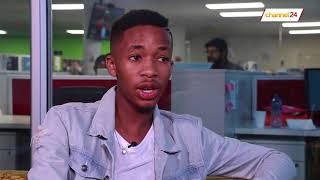 "Lasizwe Dambuza tells us about that ""Being Bonang"" spoof"