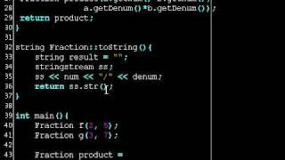 Уроки С++, Урок 8. Классы (2)