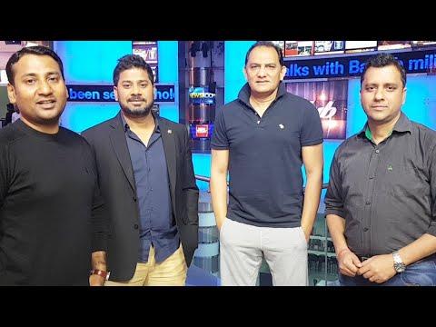 LIVE: Will Rain Washout Centurion T20 #INDVSSA | Sports Tak