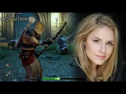 Dragon Age: Inquisition - Gameplay session with Alix Wilton Regan