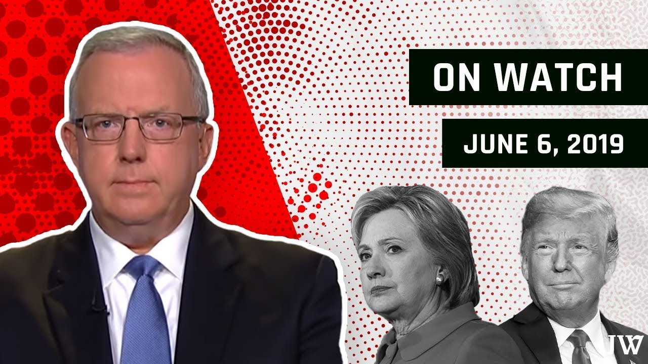 Judicial Watch - On Watch: FBI Corruption--Covering-up for Hillary Clinton & Falsely Framing Pre
