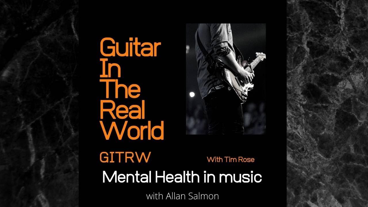 GITRW talks to Allan Salmon about mental health ...
