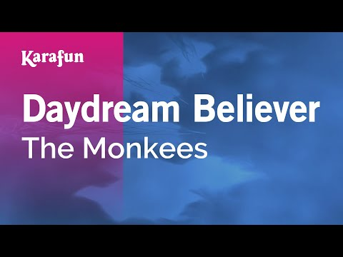 Karaoke Daydream Believer - The Monkees *