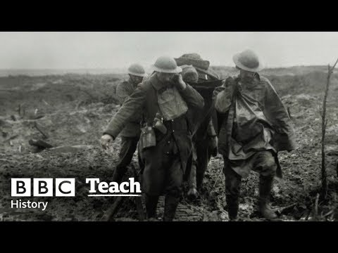 Death and survival in WW1 | History - I Was There: The Great War Interviews