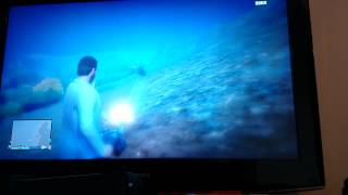 GTA IV WALKING UNDER WATER HACK ONLINE